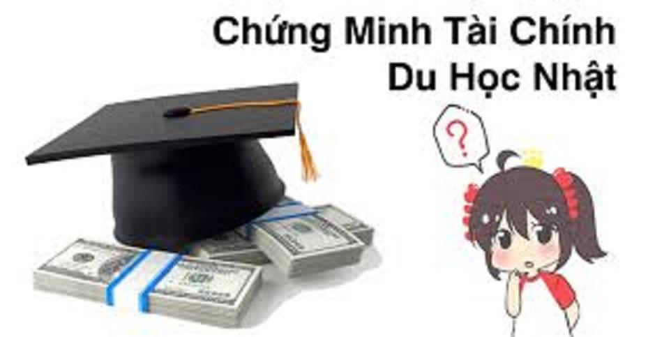 Chứng minh tài chính du học Nhật