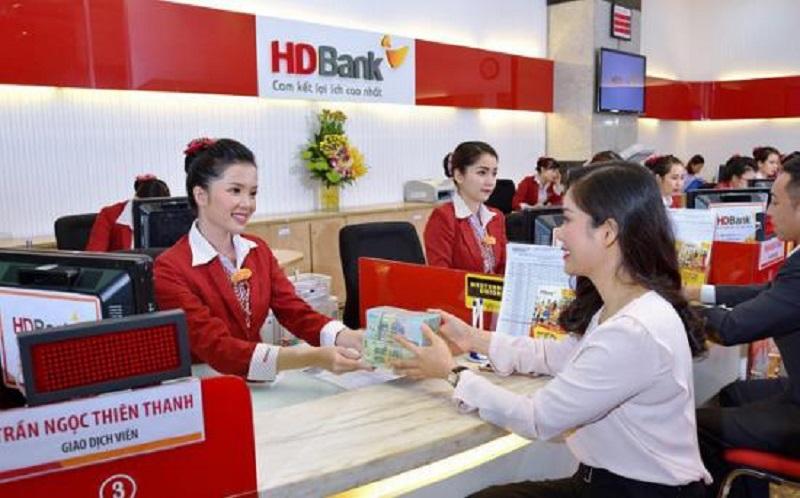 chứng minh tài chính HDBank