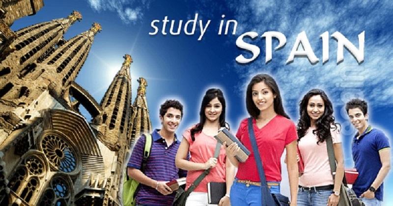 chứng mính tài chính du học Tây Ban Nha