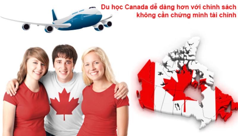 Du học Canada không cần chứng minh tài chính với 9 Yếu tố cơ bản